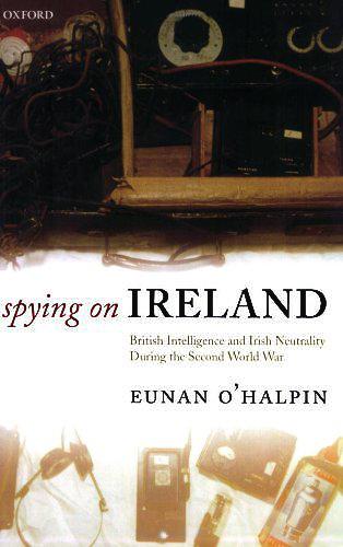 Spying on Ireland: