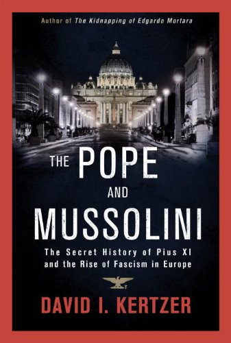The Pope and Mussolini:
