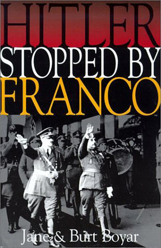Hitler Stopped By Franco