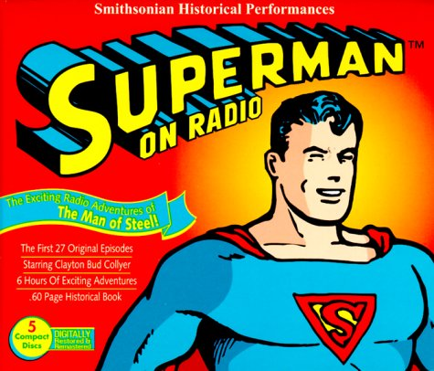 Superman on Radio