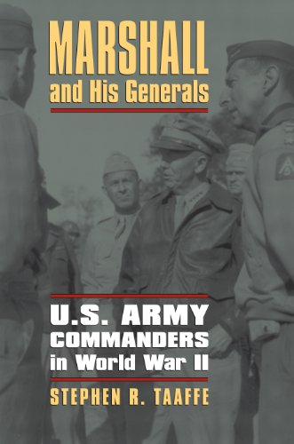 Marshall and His Generals: