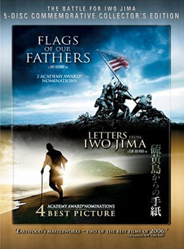Letters from Iwo Jima / Flags of Our Fathers
