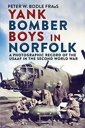 Yank Bomber Boys in Norfolk: