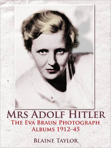 Mrs Adolf Hitler: