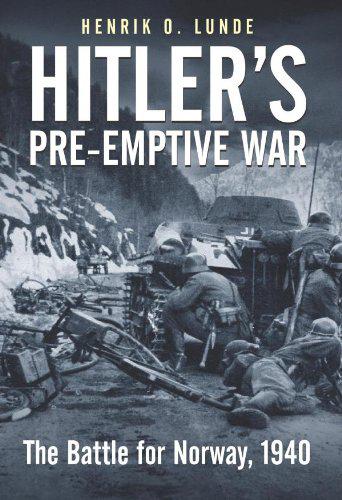 Hitler's Preemptive War: