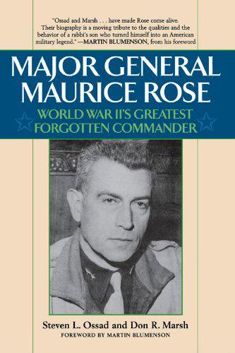 Major General Maurice Rose: